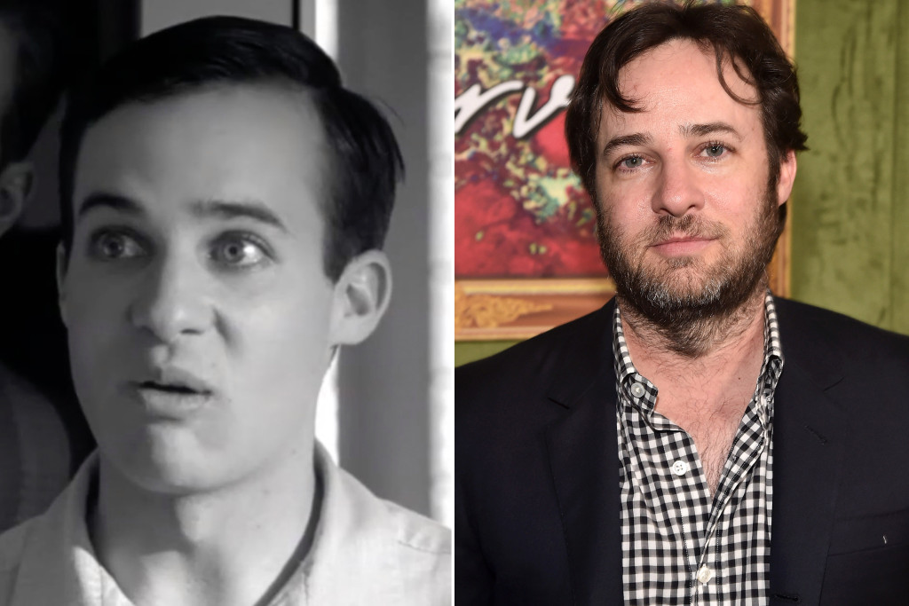 Danny Strong in Pleasantville and now
